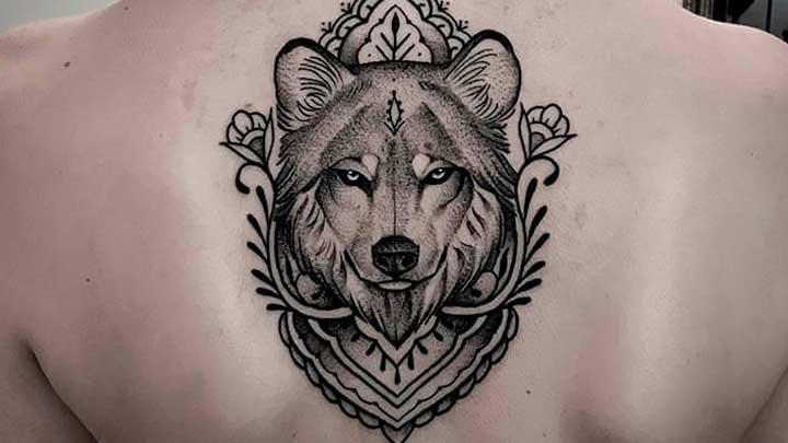 Tatuajes de lobos: 🐺 Significado, diseños, imágenes y más