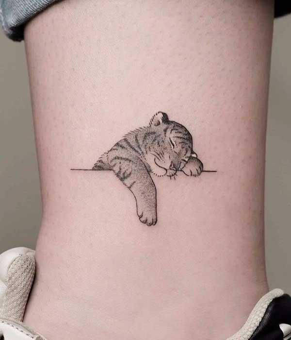 Tatuajes minimalistas con significado