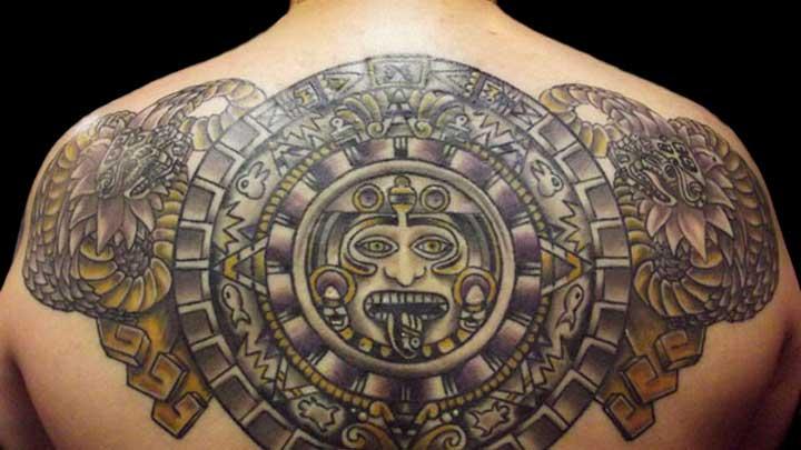 Tatuajes mayas: 🗿 Significado, diseños de tattoos y más