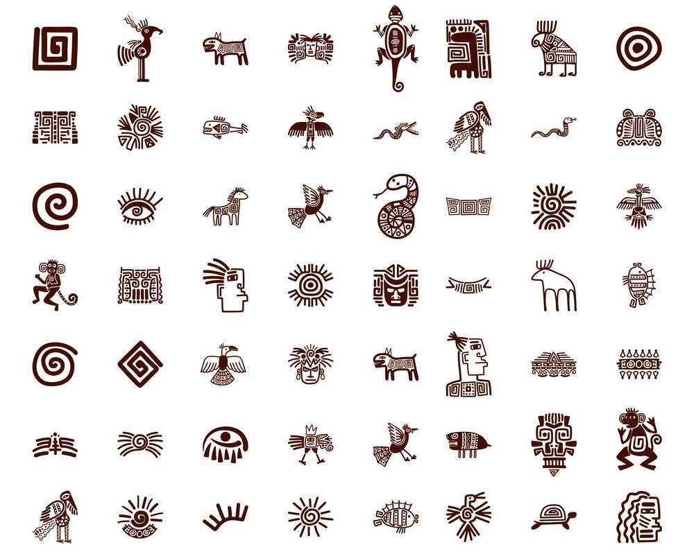 simbolos tribales y su significado