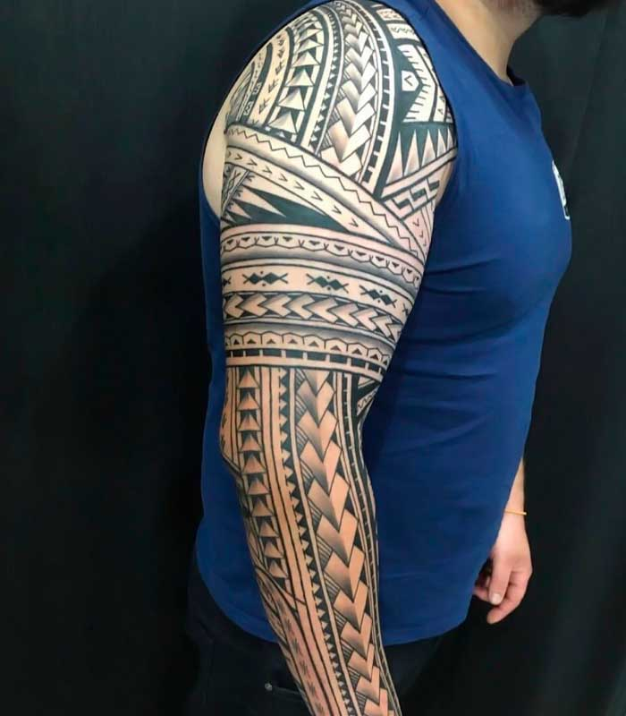 tribal tatuaje