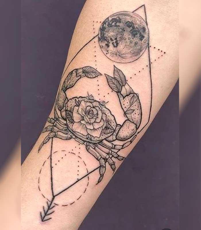 significado de tatuajes cancer