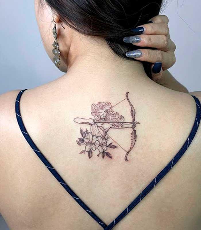 significado de tatuajes sagitario