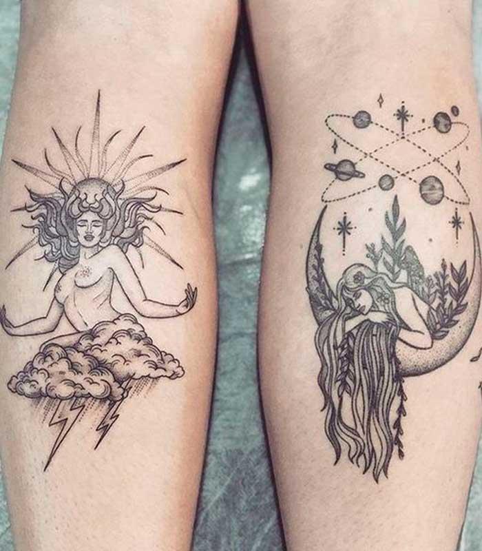 significado de tatuajes virgo