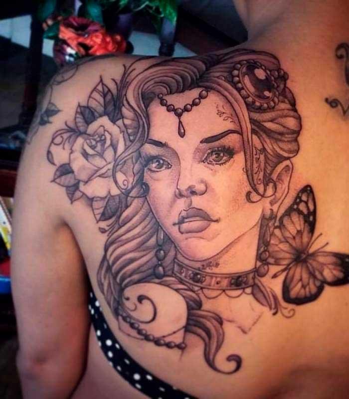 tatuajes virgo para mujeres