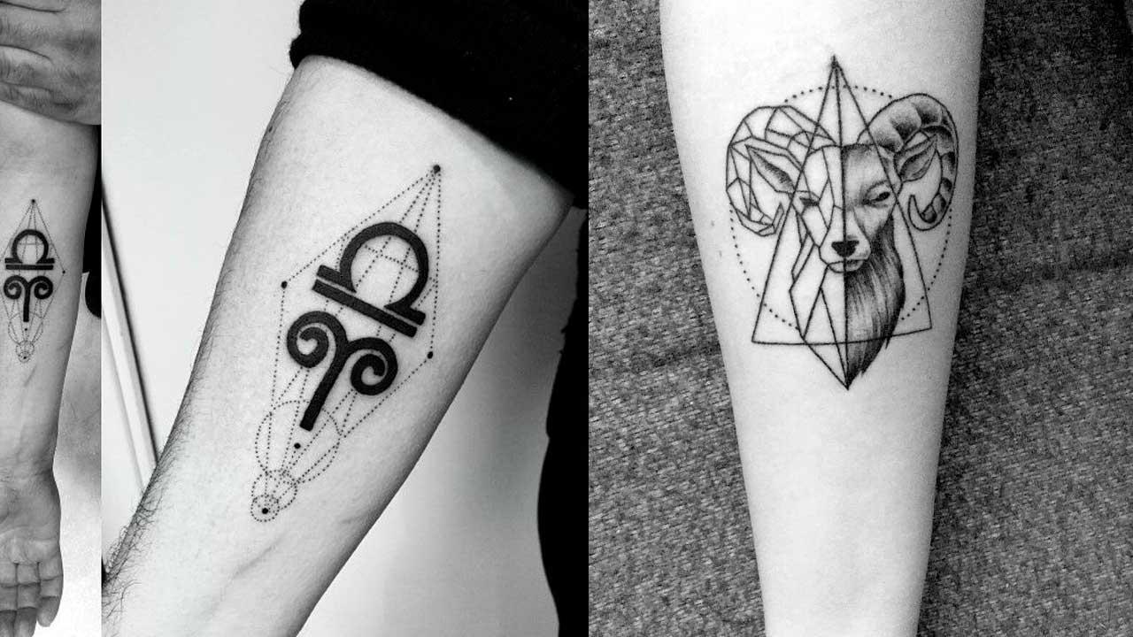 tatuajes aries