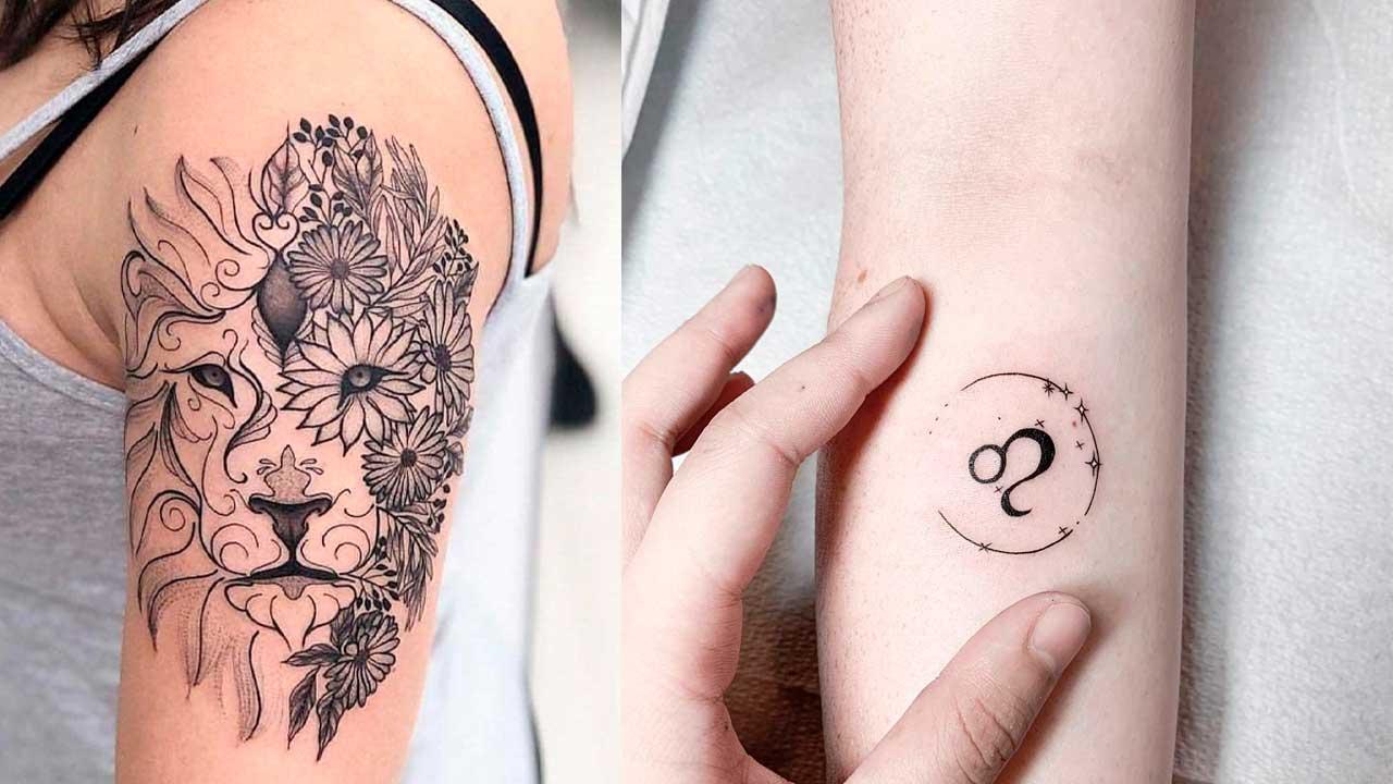 tatuajes leo