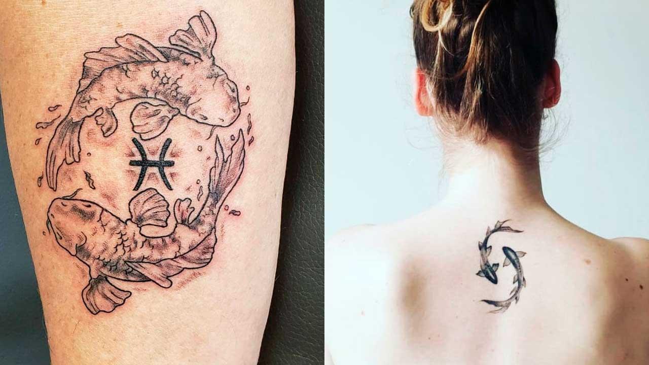 tatuajes piscis