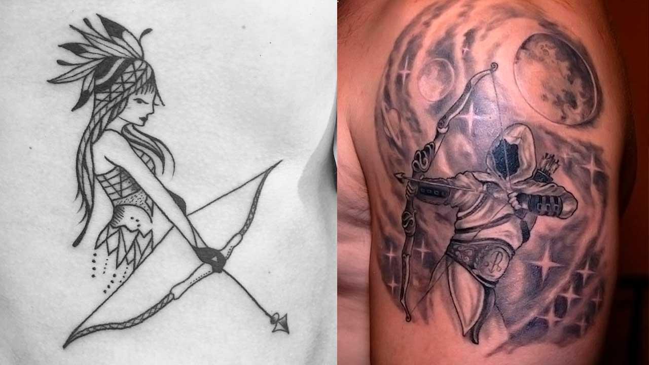 tatuajes sagitario
