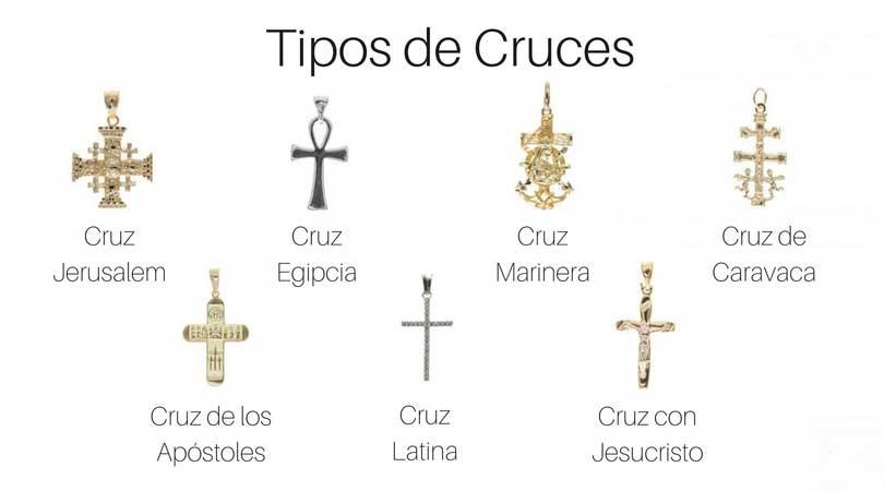 tipos de cruces para tatuajes