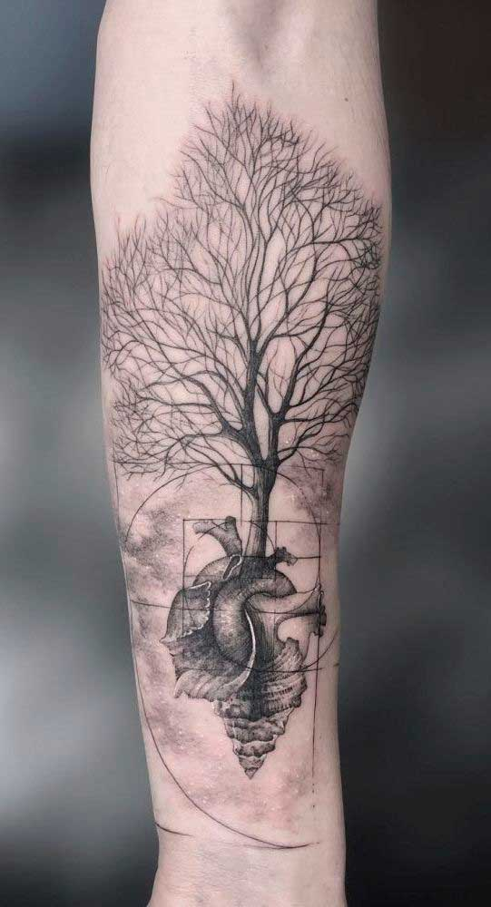significado de tatuajes de arboles