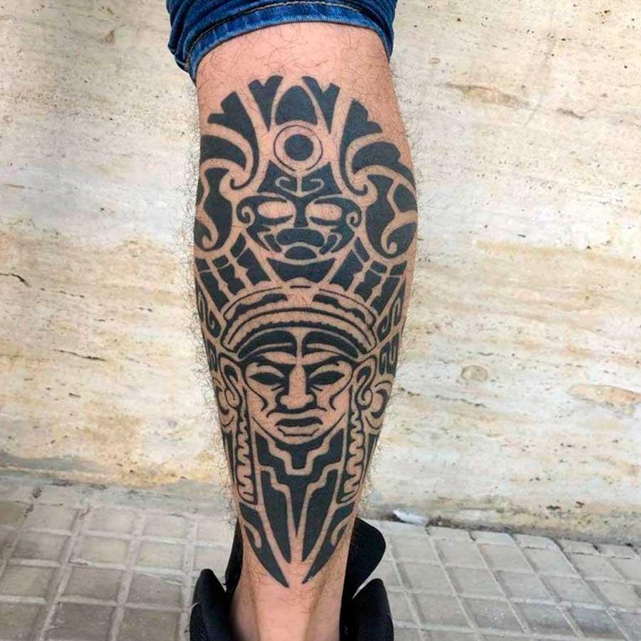 Tatuajes Samoanos ✤ Significado, símbolos y diseños originales