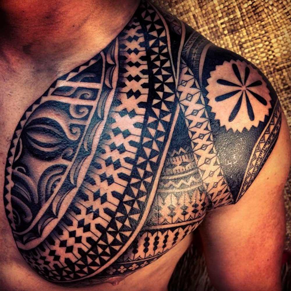 Tatuajes polinesios y su significado